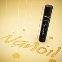 Oil for medium porosity hair - Nanoil